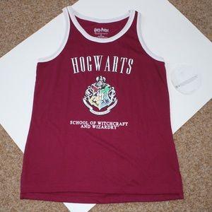 NWT Harry Potter Burgundy Tank Top Women's